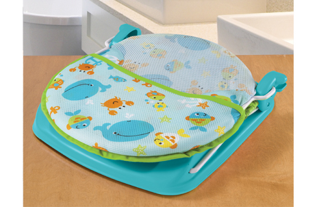 Deluxe Baby Bather (Whales)