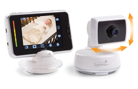 Baby Touch®  Digital Color Video Monitor