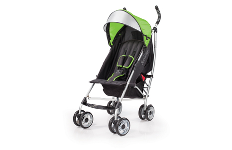 3D lite™ Convenience Stroller (Tropical Green)