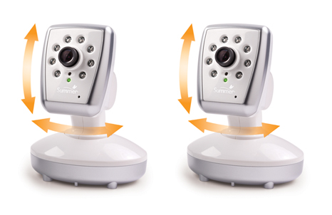 Side by Side™ Split-Screen Video Monitor Set
