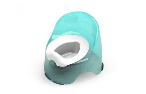 Lil Loo Potty (Teal)