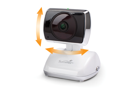 Ultra Sight & Baby Secure Monitors Extra Video Camera