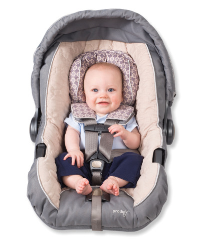 Summer Infant's Prodigy(TM) Infant Car Seat was honored with the prestigious Juvenile Products Manufacturers Association Innovation Award at the ABC (All Baby & Child) Kids Expo, September 23, 2011. (Photo: Business Wire)